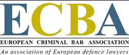 European Criminal Bar Association (ECBA) Logo - Weening Strafrechtadvocaten