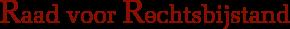 Raad voor Rechtsbijstand logo - Weening Strafrechtadvocaten