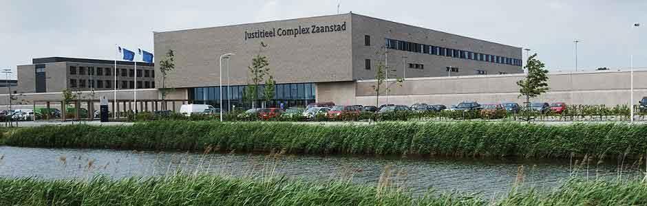 Penitentiaire Inrichting Justitieel Complex Zaanstad - Weening Strafrechtadvocaten