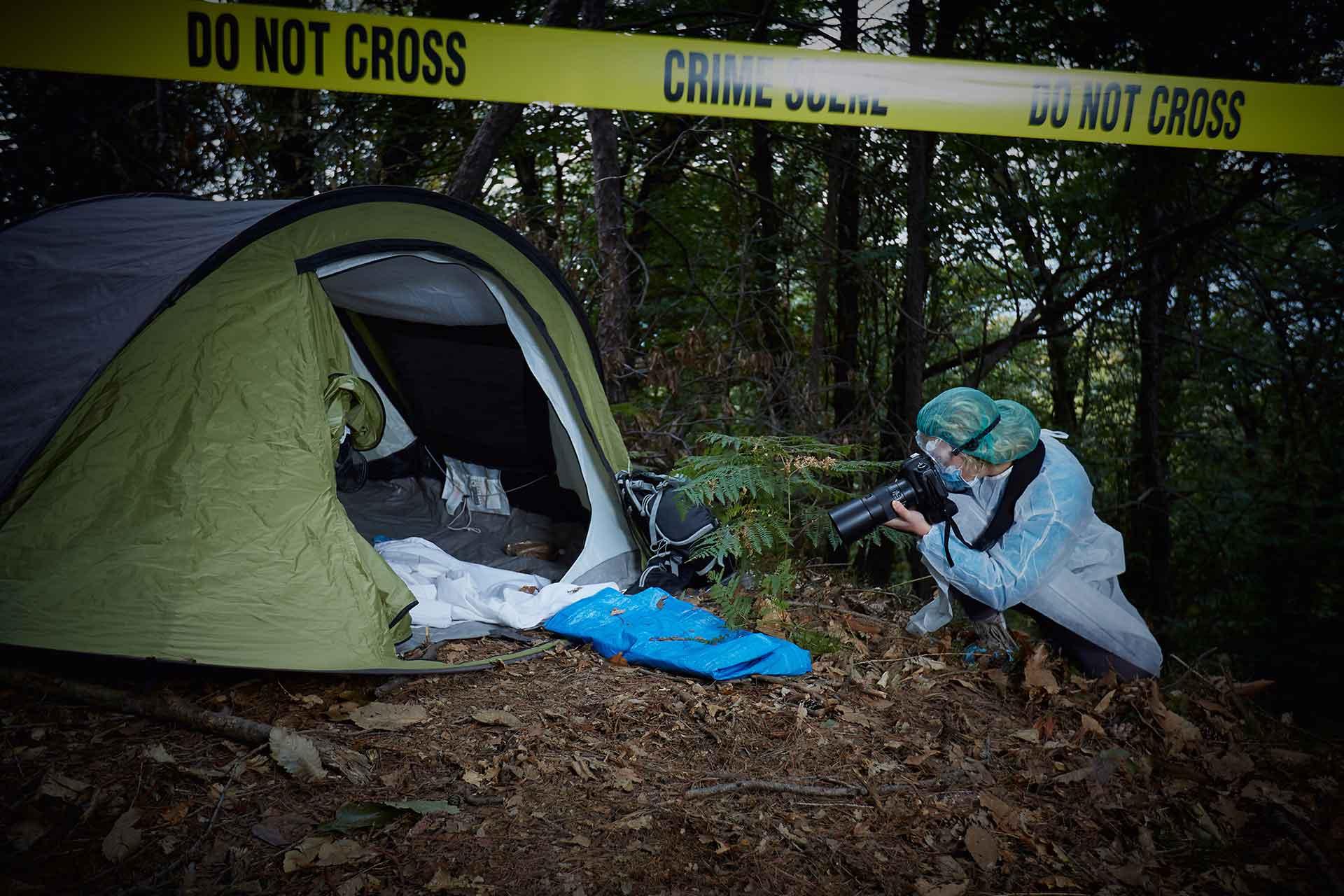 Spraakmakende strafzaken campingmoord - Weening Strafrechtadvocaten