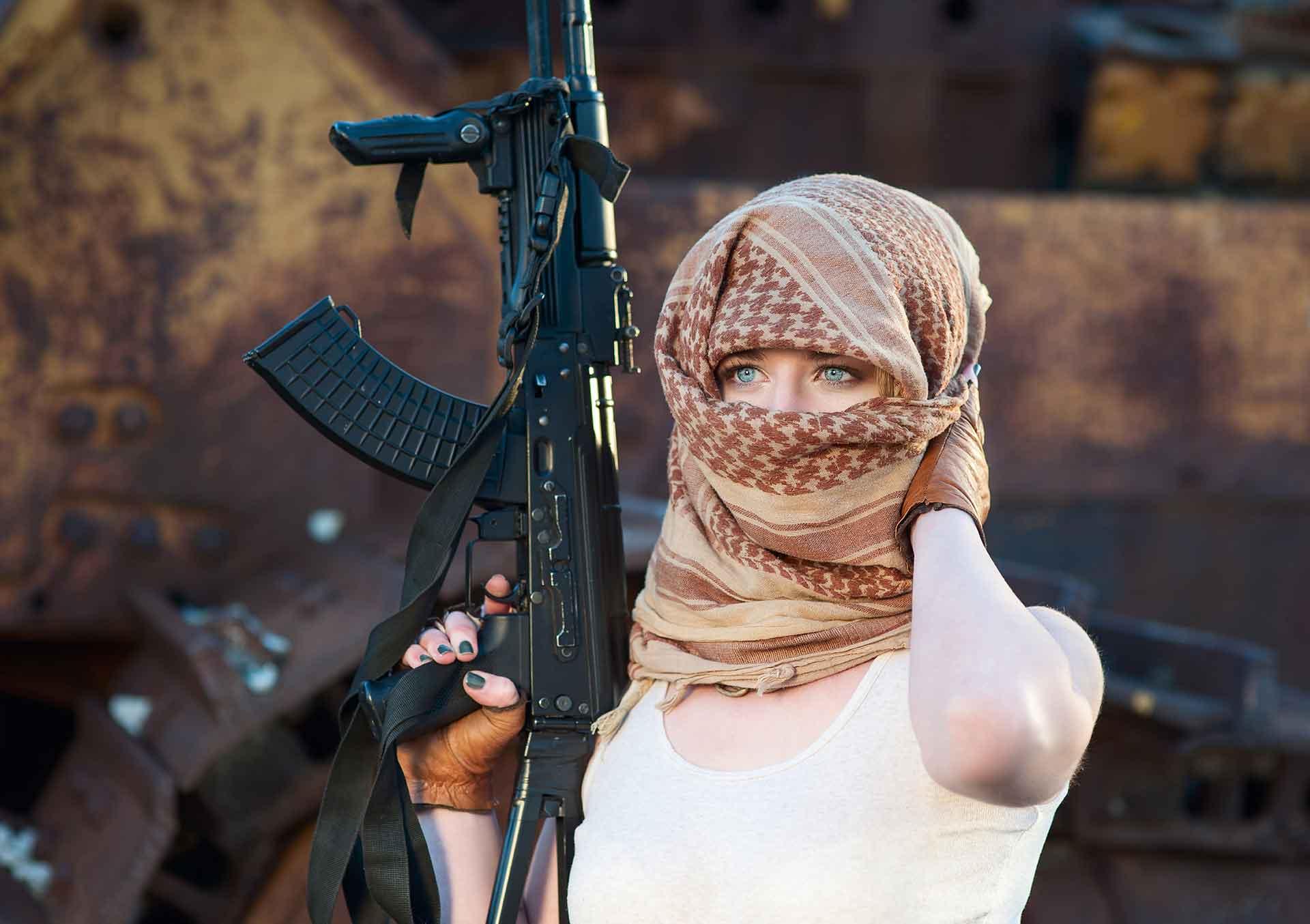 Spraakmakende strafzaken - Maastrichtse jihadbruid