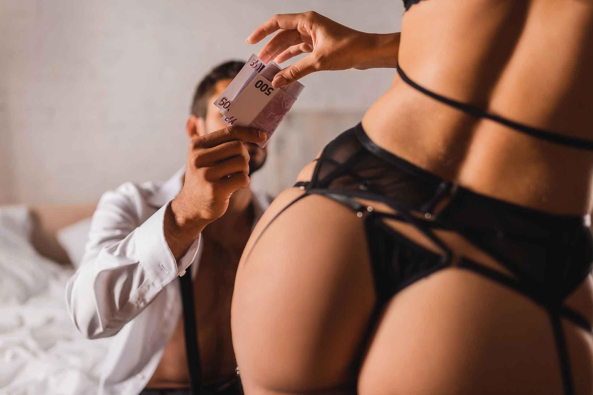 Spraakmakende strafzaken - Mensenhandel Amsterdamse escortservice