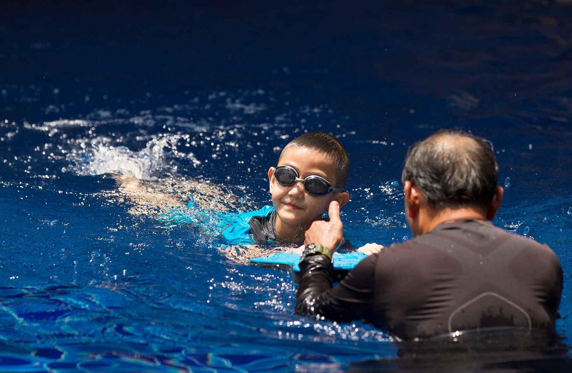 Spraakmakende strafzaken - Ontucht zwemleraar