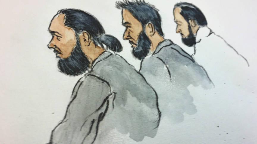 OM eist tot 5jaar cel tegen jihadgangers NOS.nl