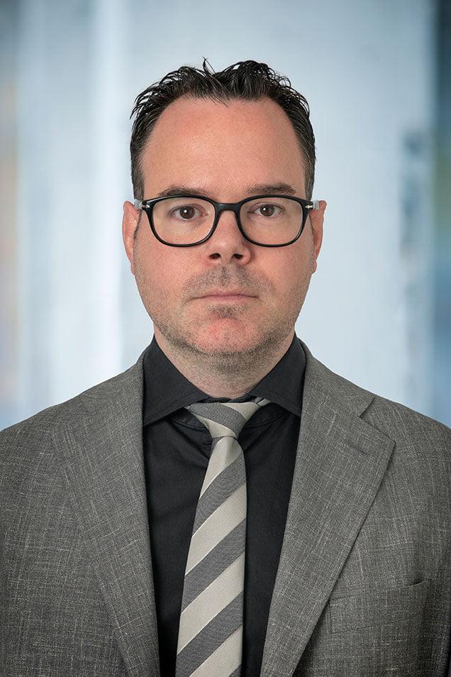 Erik Maessen strafrechtadvocaat pasfoto - Weening Strafrechtadvocaten