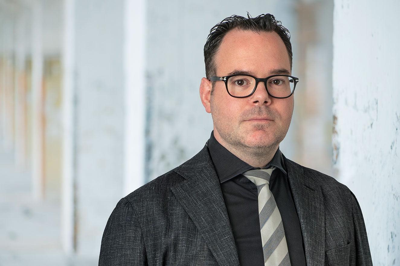 Erik Maessen strafrechtadvocaat profielfoto - Weening Strafrechtadvocaten